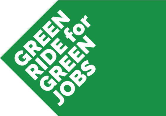 The Green Ride for Green Jobs