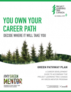 cover image for the Green Pathway Plan