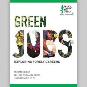 Cover of Green Jobs - Exploring Forest Careers
