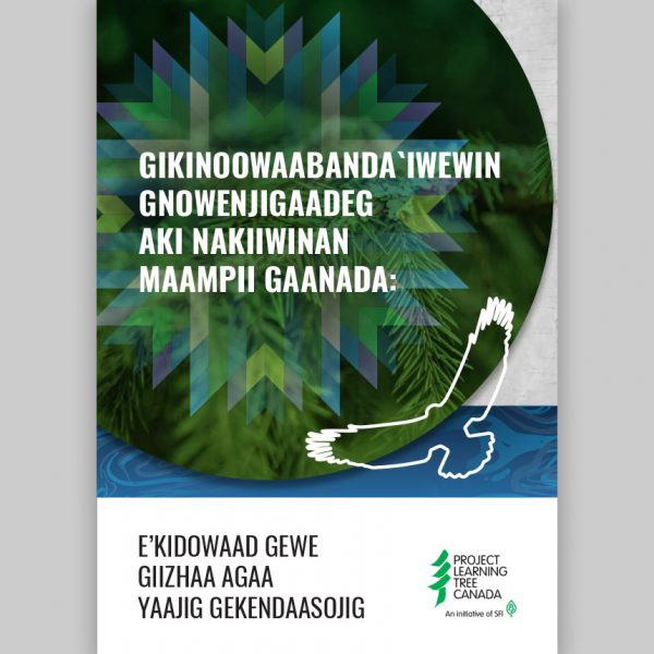 A Guide to Green Jobs in Canada - Anishinaabemowen - cover