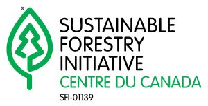 Logo du comité de mise en œuvre des normes SFI Centre du Canada