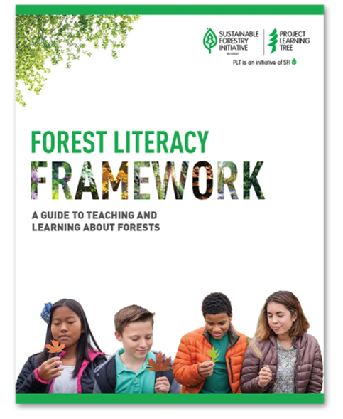 Cover of theforest literacy framework