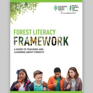 Screenshot of the Forest Literacy Framework's cover