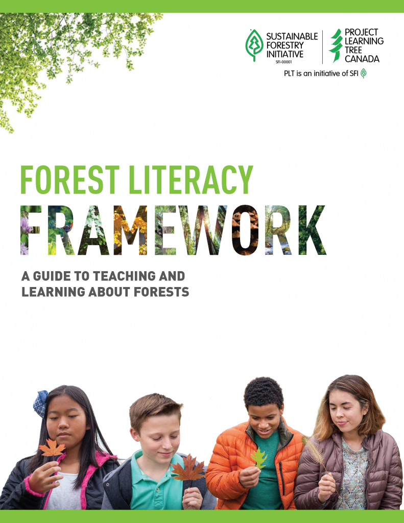 Forest Literacy Framework cover page