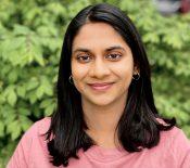 Headshot of Shwetha Kengasur Venkatesh