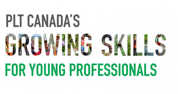 Growing skills for young professionals